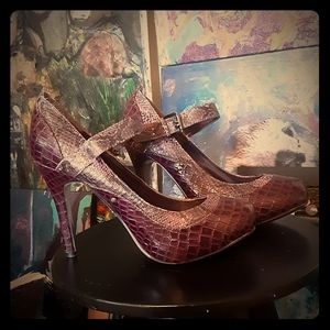 1990's stiletto Mary Janes by Dollhouse